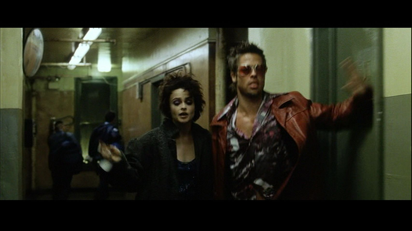 Marla and Tyler