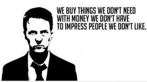 What can Fight Club teach about life?