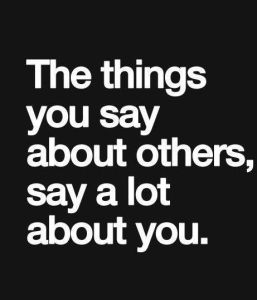 talking